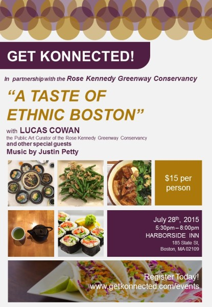 July 2015_Taste of Ethic Boston_Get Konnected Flyer